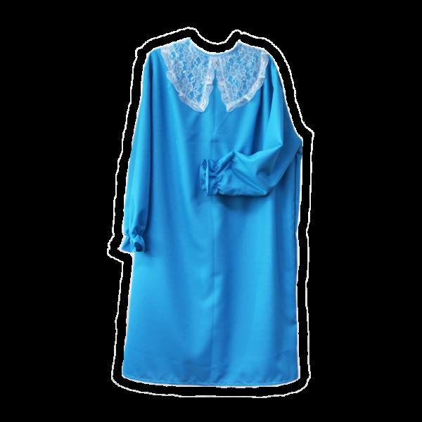 Шелковое женское платье