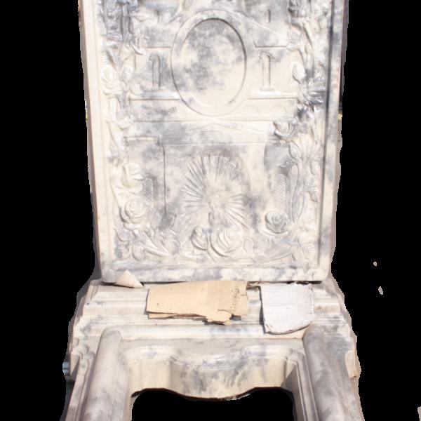 Памятник железобетонный